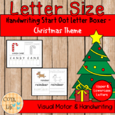 No Prep Christmas Handwriting Fun Packet