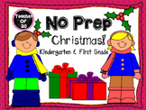 No Prep Christmas Packet {19 slides}