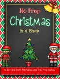 No Prep Christmas in a Snap