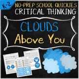No-Prep Clouds