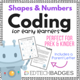 No Prep Coding Unplugged for Early Learners ~ Great for Hour of Code!