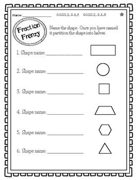 No Prep Common Core Aligned Differentiated Geometry Practice