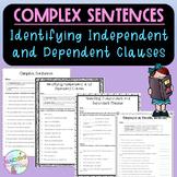 No-Prep - Complex Sentences
