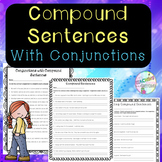 No-Prep - Compound Sentences with Conjunctions