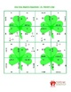 No Prep Computer Math Puzzles - St. Patrick's Day One Step