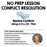 No Prep Conflict Resolution Lesson