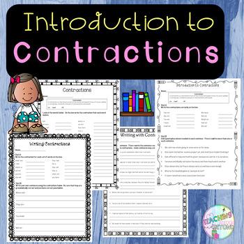 No-Prep - Contractions