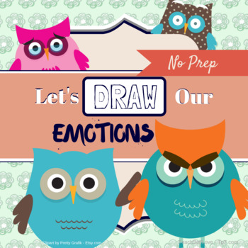 "(No Prep) ""Emotions"" Coloring Worksheets"