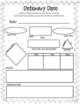 Literacy Stations: Differentiated Reader's Response Choice Boards & Activities