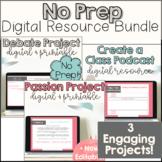No Prep Digital Resource Bundle | GT Enrichment, Engaging