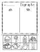 No-Prep: Digraphs Picture Sorting Activity Sheets ( ch- / sh- / th- / wh- )