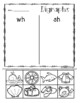 No-Prep: Digraphs Picture Sorting Activity Sheets ( ch- /