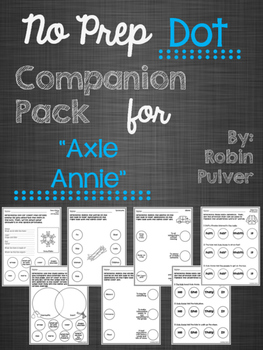 "No Prep Dot Companion Pack for ""Axle Annie"""