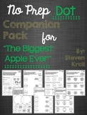 "No Prep Dot Companion Pack for ""The Biggest Apple Ever"""