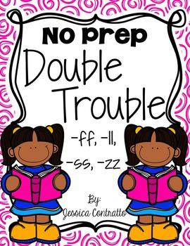 No Prep Double Consonants
