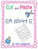 No Prep EA Vowels Make the Short E Sound