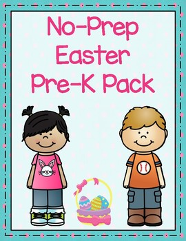 No Prep Easter Pack