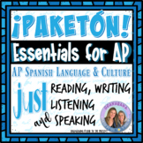 No Prep! Esenciales de AP * Essential AP: Reading, Writing