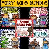 No Prep Fairy Tales BUNDLE