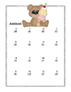 No Prep First Grade Math Worksheets -Addition-Common Core-