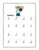 No Prep First Grade Math Worksheets -Addition-Common Core-Here's the Scoop