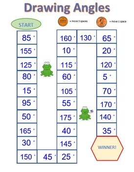No Prep Fourth Grade Math Game Bundle - Measurement and Data