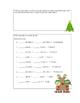 No Prep French Christmas Math Questions - Mathé de Noël
