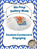 No Prep Gallery Walk for Any Subject