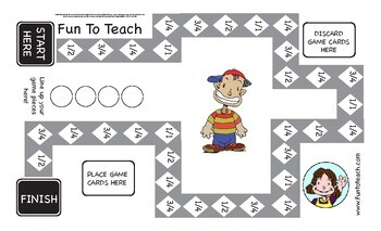 No Prep! Gameboard Pack
