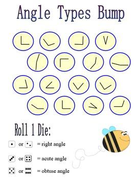 No Prep Geometry Fourth Grade Game Bundle