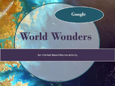 No Prep: Review with Google World Wonders