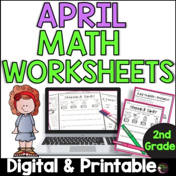 2nd Grade Math for April