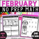 2nd Grade Math for February