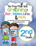 No Prep Graphing Unit   2nd Grade {CCSS}