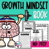 No Prep Growth Mindset Book