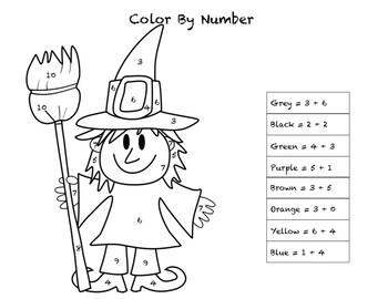 Halloween Math Activities