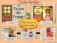 Halloween No Prep Interactive Book- Spec Ed, Speech Therap