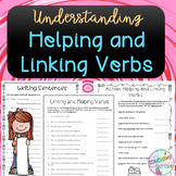 No-Prep - Helping and Linking Verbs