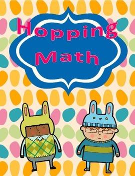 No Prep Hopping Math