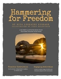 No-Prep Illustrated Book Study - Hammering for Freedom