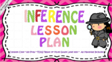 No Prep- Inference Lesson Bundled with Materials