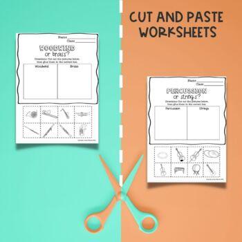 instrument family worksheets resultinfos. Black Bedroom Furniture Sets. Home Design Ideas