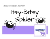 No-Prep Itsy-Bitsy Spider Reinforcement Activity