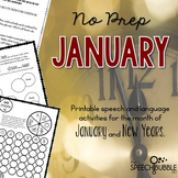 No Prep January