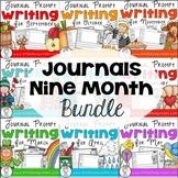 No Prep Journal Prompts Bundle