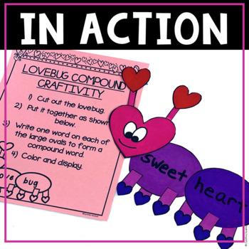 NO PREP! LITERACY Centers for February (3rd Grade)