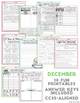 No Prep LITERACY Printables - Year-Long Bundle
