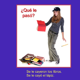 Spanish Se impersonal & Se no intencional No-Prep Lesson Plans and Curriculum
