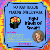 No Prep Lesson on MULTIPLE INTELLIGENCES