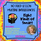 No Prep MULTIPLE INTELLIGENCES Lesson